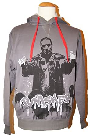 The Punisher Extreme Marvel Comics Hoody Hooded Top Hoodie (Small)
