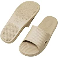 Bathroom Shower Slipper Anti-Slip Quick Drying portable Indoor Home House Sandal for Women and Men