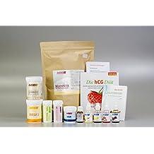 Rabatt: 30 Tage Komplettpaket mit homöopathischen HCG-Globuli, hCG Diät /Stoffwechselkur