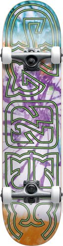 Globe 10525206 - Skateboard GLB-Stoneman, Tie Dye
