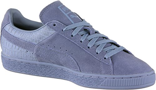 Puma Suede Classic Casual Emboss, Sneakers Basses Mixte Adulte, Violett Bleu (Tempest)