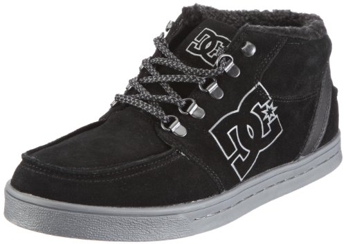 DC Shoes Relax MID WR H2 Zero Mens Shoe D0303300 Herren Sportschuhe - Outdoor Schwarz (Black/Grey BGY)