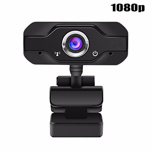 MTTLS HD Webcam 1080P Intexting USB-Panorama-Computer-Kamera Mit Mikrofon 360-Grad-Drehung Für PC Desktop Oder Laptop Voip-desktop