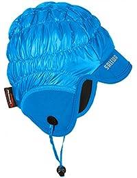 SALEWA Mütze Cold Fighter Earflap K Hat - Gorro para hombre, color azul, talla DE: M/53