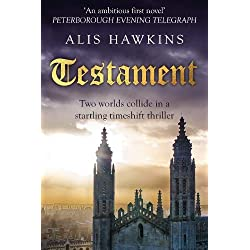 Testament: Two worlds collide in a startling timeshift thriller