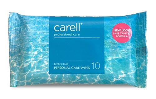 Clinell Refreshing - Toallitas pacientes 10 unidades