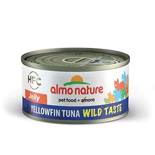 Almo Nature - HFC 70 Wild Taste - Jelly - Thon - 24 x 70 Gram