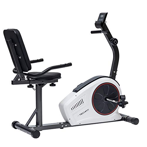 Zoom IMG-1 techfit r450 cyclette orizzontale recumbent