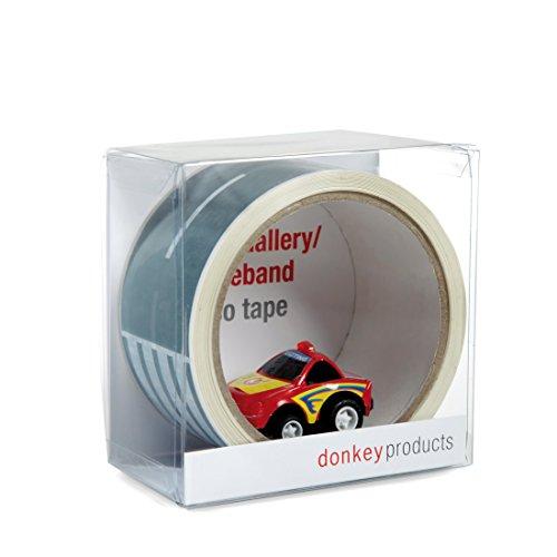Donkey Klebeband inkl. Spielzeug Auto, Spielstraße, My first Autobahn, Tape Gallery, 300601