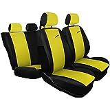 X.R-Y Universal Fundas de asientos compatible con RENAULT CLIO 2 3 4 II III IV