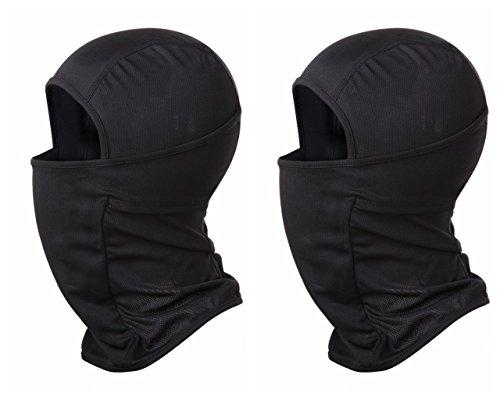 4Ucycling Mehrzweck Outdoor Sports Gesichtsmaske Balaclava Atmungsaktiv Quick Dry für Radsport und Skifahren
