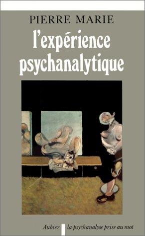 L'expérience psychanalytique