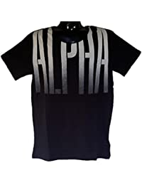 Alpha Industries - Chemise casual - Manches Courtes - Homme