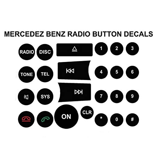 Fornateu Interruptor botón Reproductor CD Radio Etiqueta