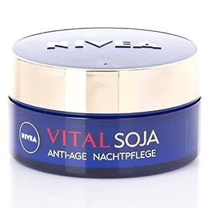 Nivea Vital Soja Anti-Age Nachtpflege 50ml