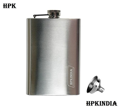 HPK Stainless Steel Flask