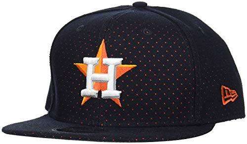 ack 9FIFTY Color Peek Houston Astros MLB Cap, Navy ()