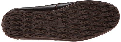 Sperry Top-Sider Men's Hampden Venetian Slip-On Loafer, Amaretto, 10 M US Amaretto