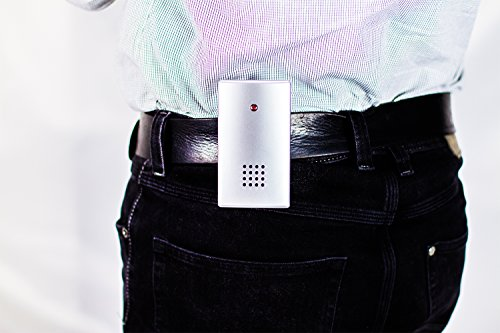 2 EmpfängerSet Funk Alarm Trittmatte Pflegehilfe - 6