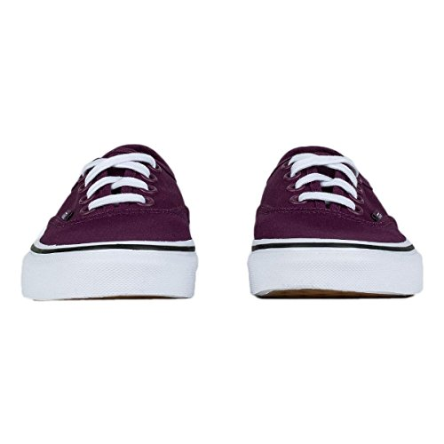 Vans Womens Authentic Cuban Canvas Trainers Purple