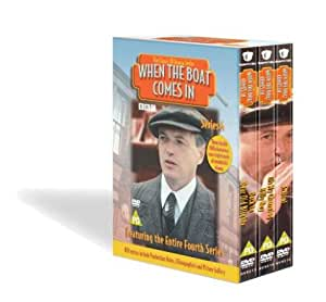 When The Boat Comes In - Series 4 [DVD]