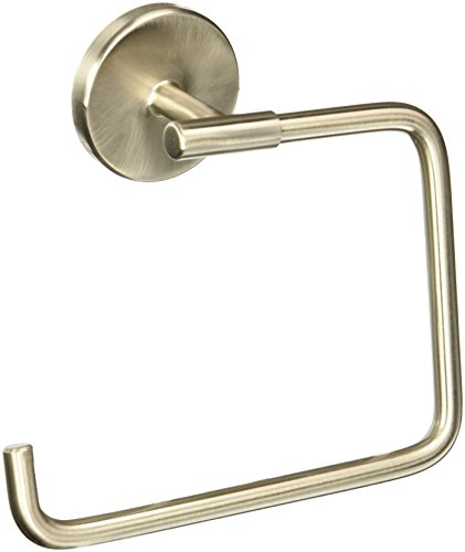 Lyndall Handtuch Ring Satin by Delta mfrpartno ldl46-sn - Badezimmer Delta Für Handtuchring