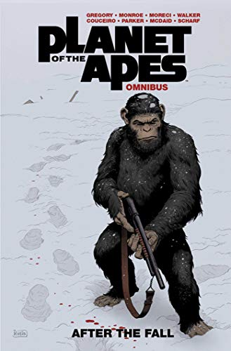 Planet of the Apes: After the Fall Omnibus (Parker Scharf)
