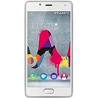 Wiko U Feel Lite Smartphone Débloqué 4G (Ecran: 5 Pouces - 16 Go - Double SIM - Android) Or Rose