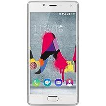 Wiko UFEEL Lite - Smartphone de 5'' (SIM doble, cámara de 8 MP, 16 GB), color Rosa Dorado