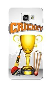 CimaCase Cricket Kit Designer 3D Printed Case Cover For Samsung Galaxy A7 2016