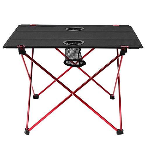 Wulihong-tavolo campeggio tavolo da esterno leggero e leggero per tavolo da campeggio tavolo da picnic in lega di alluminio da picnic tavolo pieghevole da esterno tavoli da tavolo