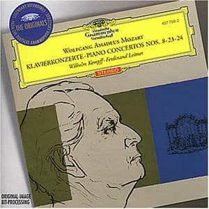 The Originals - Klavierkonzerte 8, 23, 24