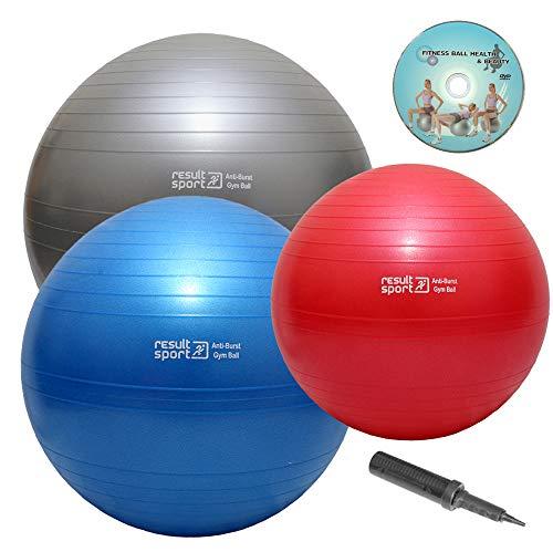 ResultSport - Pelota para ejercicios 55 cm