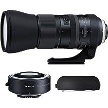 Tamron SP 150-600mm F/5-6.3 Di VC USD G2 SLR Ultra téléobjectif zoom Noir - Lentilles et filtres d'appareil photo (SLR, 21/13, Ultra téléobjectif zoom, 2,2 m, 5-6,3, 150-600 mm)