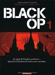 Black Op, tome 1