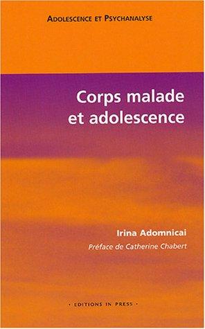 Corps malade et adolescence