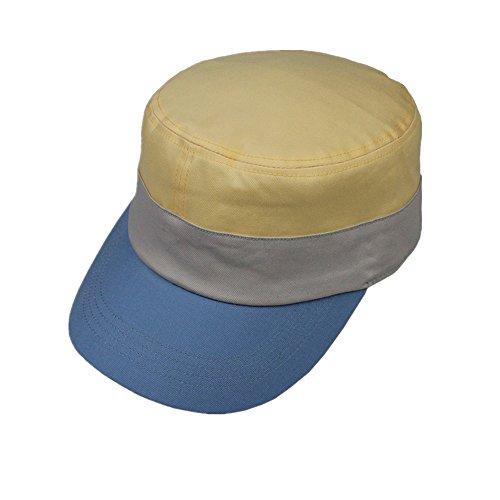Kenmont PAC visière d'été Sport de Plein air Chapeau coloré UV Protection de l'enfance Capuchon Unisexe
