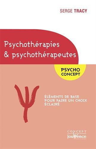 Psychotherapies & psychotherapeutes
