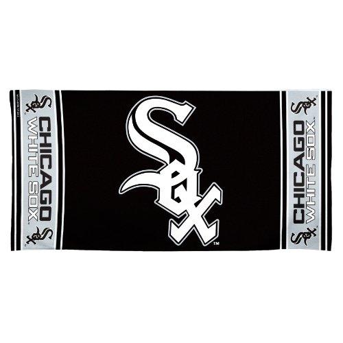 Wincraft MLB Chicago Weiß Sox 30von 60Fiber Reactive Strandtuch
