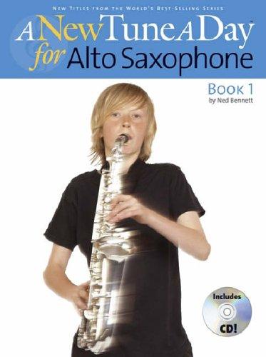 A New Tune A Day: Alto Saxophone - Book 1 (CD Edition) (Book & CD): Noten, Lehrmaterial, CD für Alt-Saxophon (Alt-boston)