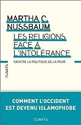 Les religions face à l'intolérance : Vaincre la politique de la peur