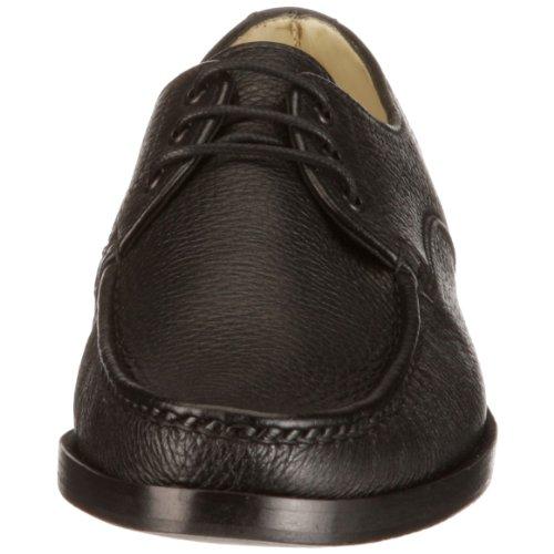 Manz 103051-12 Capri MOK G Hirsch, Chaussures à lacets homme Noir - V.3
