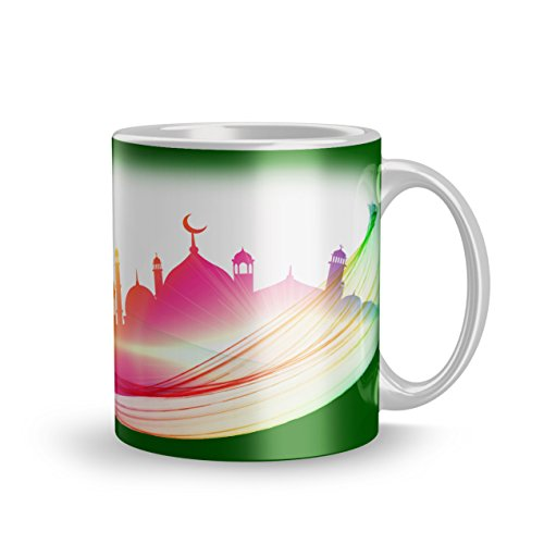 Dreamcart Exclusive 320ml Ceramic Printed mug Gift For friend girl Eid Gift...