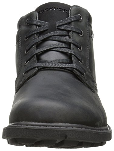 Rockport - Chaussures Rgd Buc Wp Boot pour homme Black Waterproof