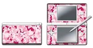 Nintendo DS Lite - Modding Skin [Pink Nato]
