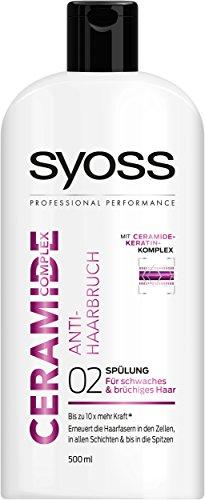 Syoss Ceramide Spülung, 500 ml