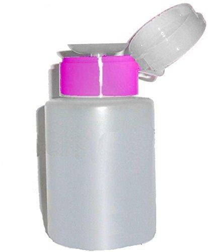 PUMP-DISPENDER für Cleanser, Lackentferner °PINK° 140ml - Liquid Hand Cleaner