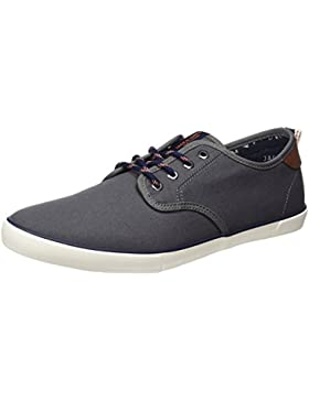 JACK & JONES Herren Jfwtack Canvas Castlerock Low-Top