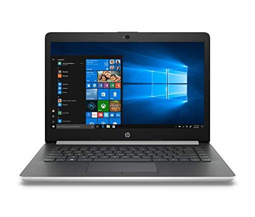HP 14-cm0023nf PC Portable 14'' HD IPS Argent (AMD A6-9225, 4 Go de RAM, 1 To de Stockage, AZERTY, Windows 10)