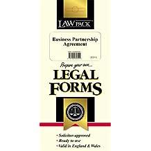 Business Partnership Agreement (Legal Form Packs)